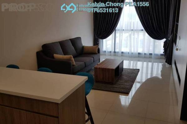 For Rent Condominium at Tropicana Gardens, Kota Damansara Freehold Fully Furnished 1R/1B 2.3k