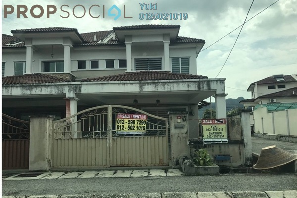 For Sale Terrace at Bandar Baru Tambun, Tambun Leasehold Unfurnished 4R/3B 388k