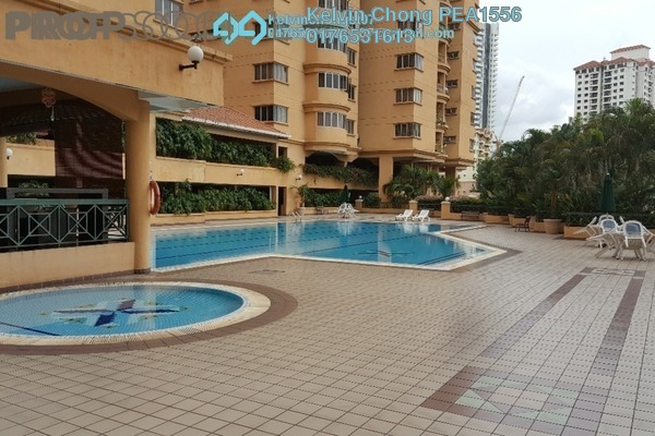 For Sale Condominium at Prima Duta, Dutamas Freehold Semi Furnished 3R/3B 650k