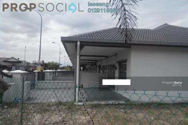 For Rent Terrace at Taman Sungai Kapar Indah, Kapar Freehold Unfurnished 3R/2B 900translationmissing:en.pricing.unit