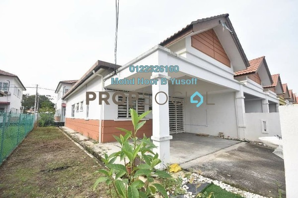 For Sale Terrace at Taman Seri Alam, Sungai Buloh Leasehold Unfurnished 4R/2B 380k