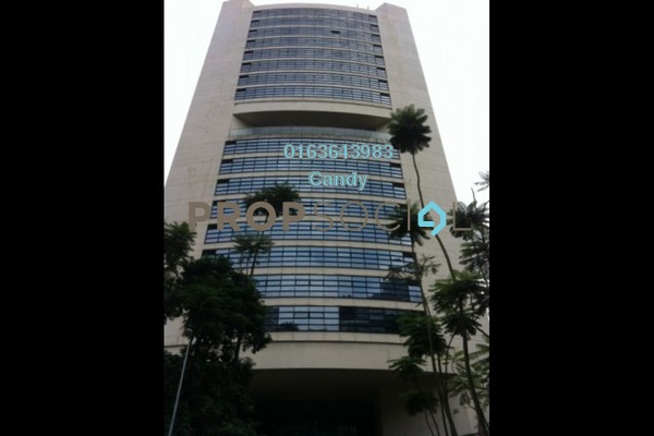 For Rent Office at Plaza 138, KLCC Freehold Unfurnished 0R/0B 7.2k