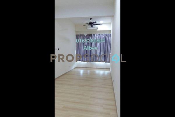For Rent Condominium at Flexis @ One South, Seri Kembangan Freehold Semi Furnished 2R/2B 1.8k