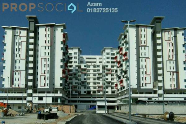 For Sale Condominium at Ehsan Residence, Putra Nilai Freehold Unfurnished 4R/2B 378k