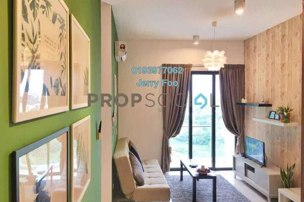 For Rent Condominium at South View, Bangsar South Freehold Fully Furnished 1R/1B 1.9k