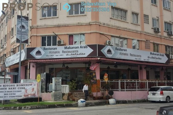 For Sale Shop at Taman Serdang Perdana, Seri Kembangan Freehold Unfurnished 0R/0B 570k
