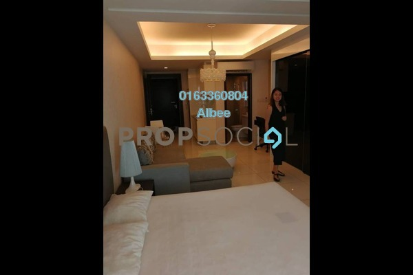 For Rent Condominium at Plaza Damas 3, Sri Hartamas Freehold Fully Furnished 0R/1B 1.8k