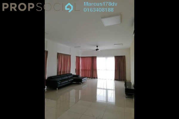 For Sale Condominium at Seringin Residences, Kuchai Lama Freehold Semi Furnished 4R/4B 1.29m