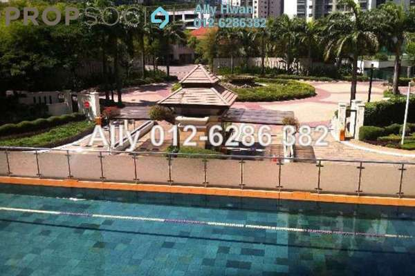 For Sale Condominium at Mont Kiara Aman, Mont Kiara Freehold Fully Furnished 3R/4B 1.45m