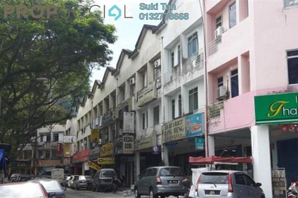 For Sale Shop at Taman Kepong Indah, Kepong Freehold Unfurnished 3R/2B 175k