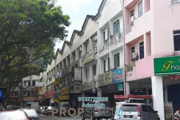 For Sale Office at Taman Kepong Indah, Kepong Leasehold Semi Furnished 0R/0B 175k