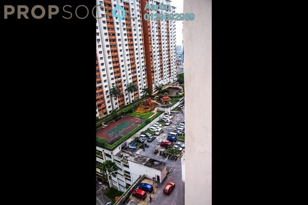 For Sale Condominium at Flora Damansara, Damansara Perdana Leasehold Semi Furnished 3R/2B 190k