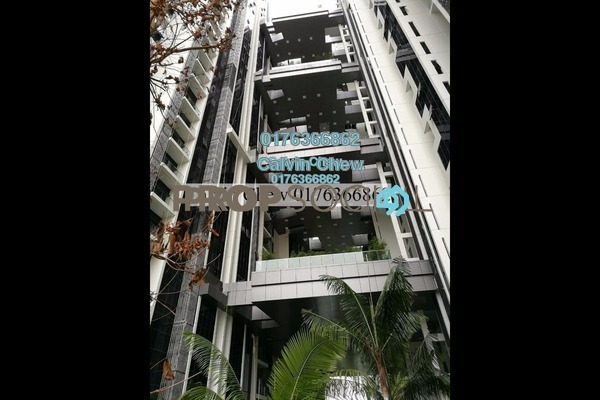 For Sale Duplex at M City, Ampang Hilir Freehold Unfurnished 1R/2B 729k