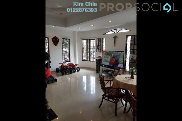 For Sale Terrace at USJ 1, UEP Subang Jaya Freehold Semi Furnished 4R/3B 1.48m