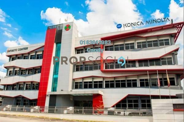For Rent Office at Infinite Center, Petaling Jaya Freehold Unfurnished 0R/0B 11k