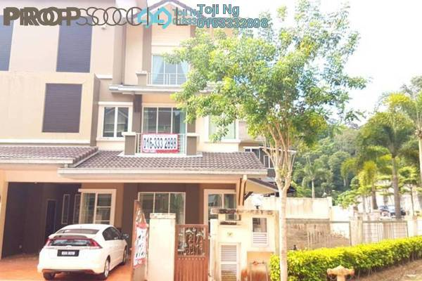 For Rent Semi-Detached at Hijauan Residence, Batu 9 Cheras Freehold Semi Furnished 5R/5B 3.8k