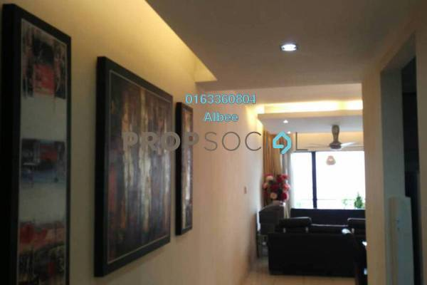 For Rent Condominium at Casa Indah 1, Tropicana Freehold Fully Furnished 3R/2B 2.2k
