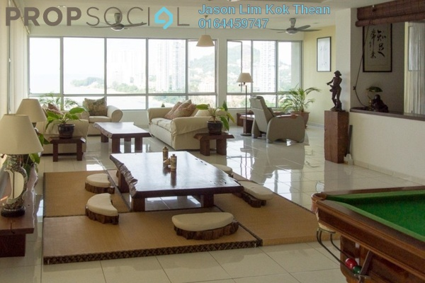 For Sale Condominium at The Waterfront, Tanjung Bungah Freehold Fully Furnished 5R/4B 1.65m