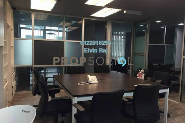 For Rent Office at Solaris Dutamas, Dutamas Freehold Fully Furnished 3R/0B 3.5k