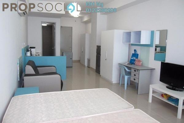 For Sale Condominium at First Subang, Subang Jaya Freehold Fully Furnished 1R/1B 425k