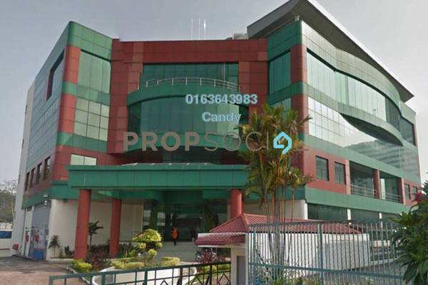 For Rent Office at Section 13, Petaling Jaya Freehold Unfurnished 0R/0B 29.8k