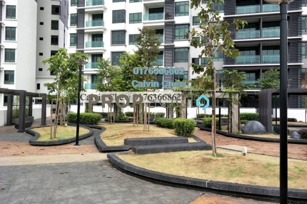 For Sale Condominium at The Vyne, Sungai Besi Freehold Unfurnished 3R/2B 535k