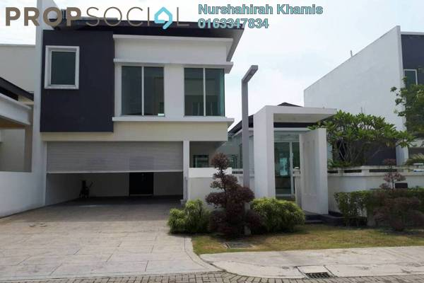 For Sale Bungalow at Contours, Melawati Freehold Semi Furnished 6R/6B 3.4m
