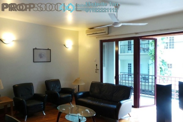 For Sale Condominium at Fernlea Court, Ampang Hilir Freehold Fully Furnished 3R/2B 980k