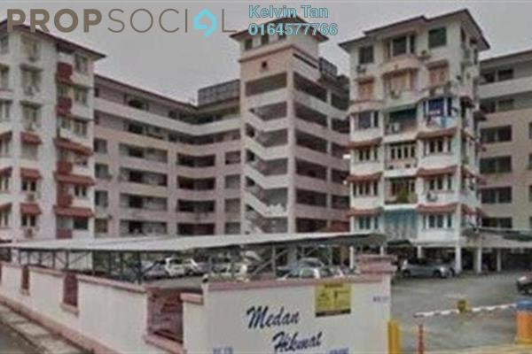 For Rent Apartment at Medan Hikmat, Jelutong Freehold Unfurnished 3R/2B 760translationmissing:en.pricing.unit