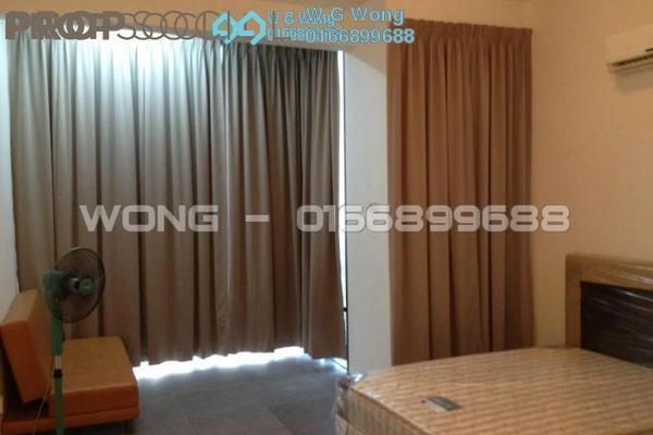 For Sale SoHo/Studio at Empire Damansara, Damansara Perdana Leasehold Fully Furnished 1R/1B 310k