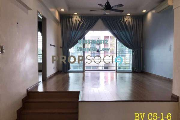 For Sale Townhouse at Bayan Villa, Seri Kembangan Freehold Semi Furnished 2R/3B 530k