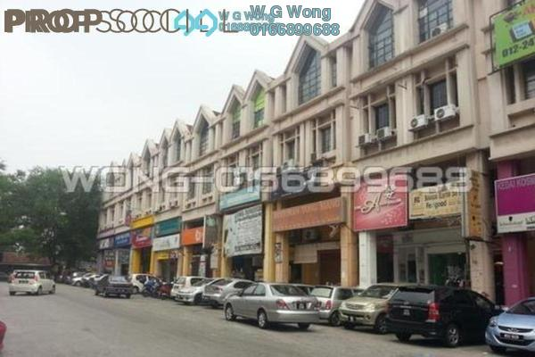 For Sale Office at Desa Aman Puri, Kepong Freehold Semi Furnished 2R/1B 188k