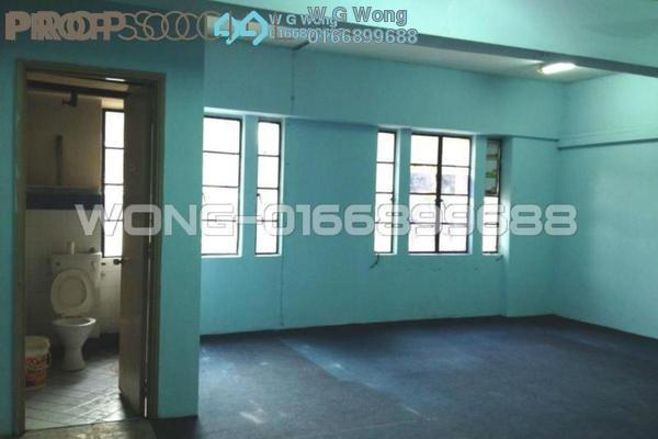 For Sale Apartment at Desa Aman Puri, Kepong Freehold Semi Furnished 2R/1B 188k