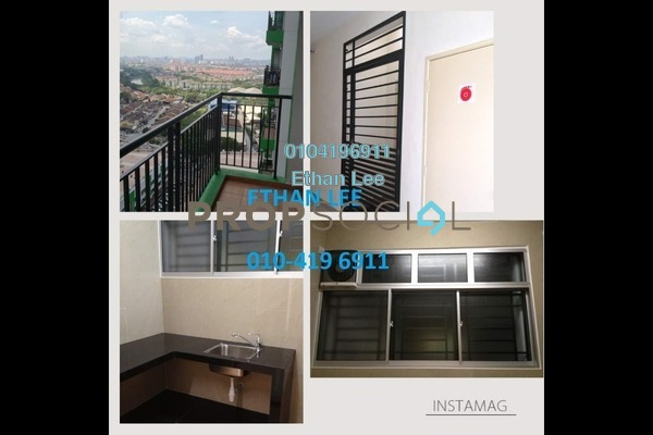 For Rent Serviced Residence at OUG Parklane, Old Klang Road Freehold Unfurnished 3R/2B 1k