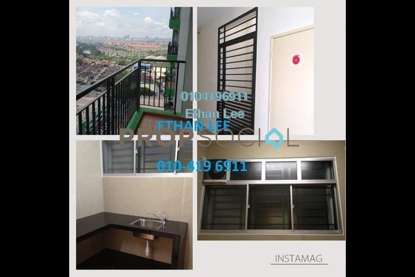 For Rent Serviced Residence at OUG Parklane, Old Klang Road Freehold Unfurnished 3R/2B 1k