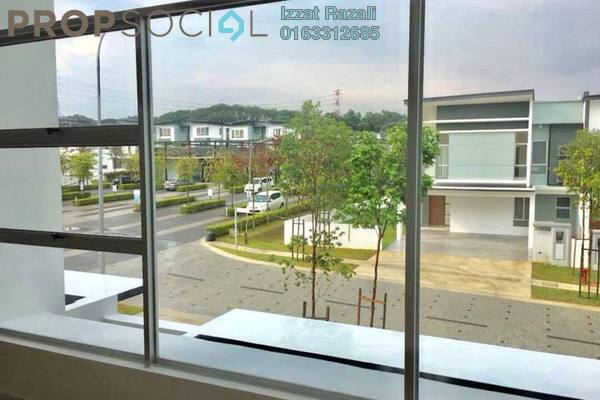 For Sale Terrace at Parkfield Residences @ Tropicana Heights, Kajang Freehold Unfurnished 4R/3B 888k