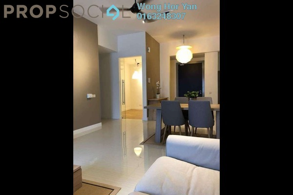 For Rent Condominium at Reflection Residences, Mutiara Damansara Freehold Fully Furnished 3R/2B 3.5k