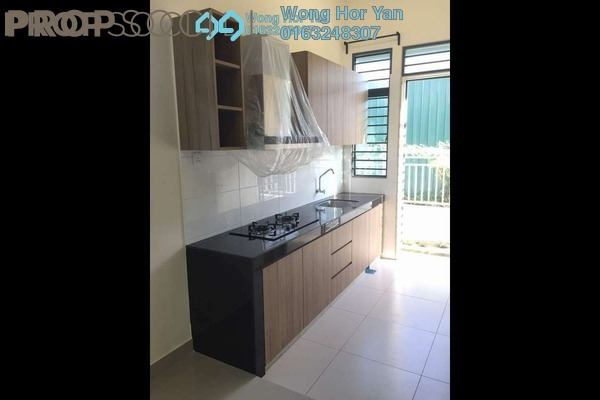 For Rent Terrace at Lakeside Residences, Puchong Freehold Semi Furnished 3R/4B 2k