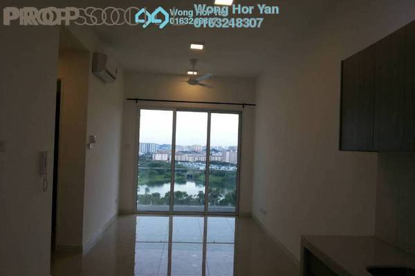 For Rent Serviced Residence at Desa Green Serviced Apartment, Taman Desa Freehold Semi Furnished 2R/2B 1.7k