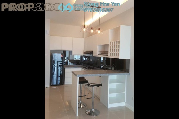 For Sale Serviced Residence at Desa Green Serviced Apartment, Taman Desa Freehold Fully Furnished 1R/1B 530k