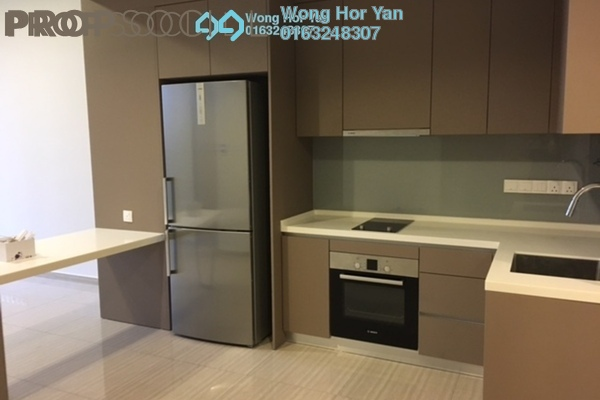 For Sale Condominium at Twin Arkz, Bukit Jalil Freehold Semi Furnished 2R/2B 778k