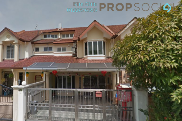 For Rent Terrace at Taman Tun Perak, Rawang Freehold Fully Furnished 4R/3B 1.3k