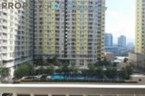 For Sale Condominium at Platinum Lake PV13, Setapak Freehold Fully Furnished 3R/2B 599k