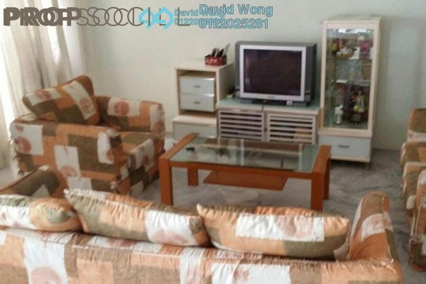 For Rent Terrace at SL8, Bandar Sungai Long Freehold Fully Furnished 4R/3B 1.2k