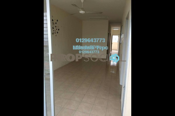 For Rent Apartment at Residensi Bistaria, Ukay Freehold Unfurnished 3R/2B 1.2k