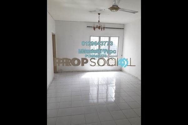 For Sale Apartment at Mawar Sari, Keramat Freehold Unfurnished 3R/2B 415k