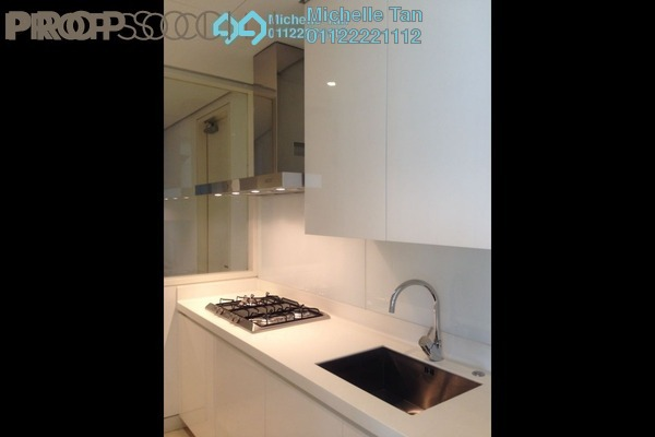 For Rent Condominium at The Troika, KLCC Freehold Semi Furnished 3R/5B 10.5k