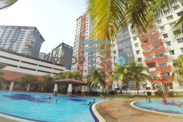 For Sale Apartment at Vista Pinggiran, Bandar Putra Permai Leasehold Unfurnished 3R/3B 275k