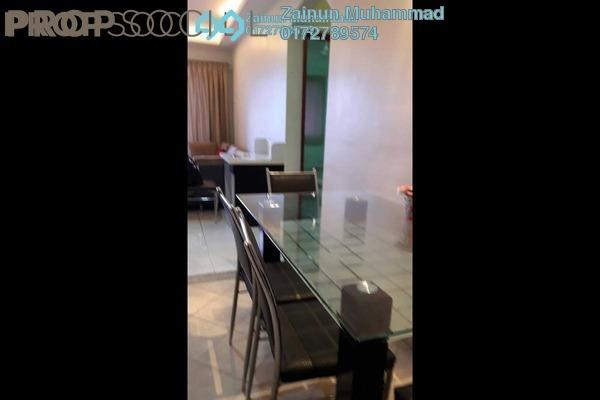 For Rent Condominium at Idaman Sutera, Setapak Freehold Fully Furnished 3R/2B 1.3k