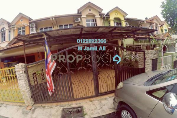 For Sale Terrace at Taman Mutiara Subang, Subang Freehold Unfurnished 4R/3B 730k